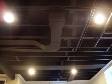 Design For Basement Ceiling Options Ideas Some Best Basement Ceiling Ideas On A Budget Modern Ceiling Design Modern Ceiling Design