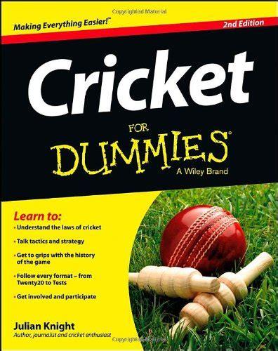 tutorialspoint books cricket useful resources