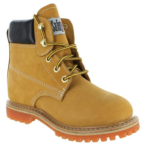 womans work boot safety ii sheepskin lined s work boots