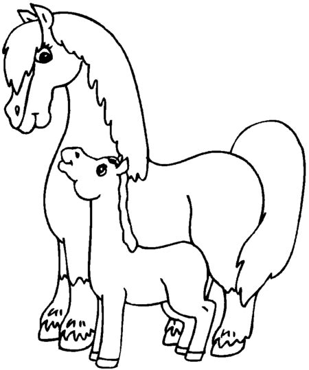 coloring pages of horses and foals 17 free printable horses coloring pages for gt gt disney