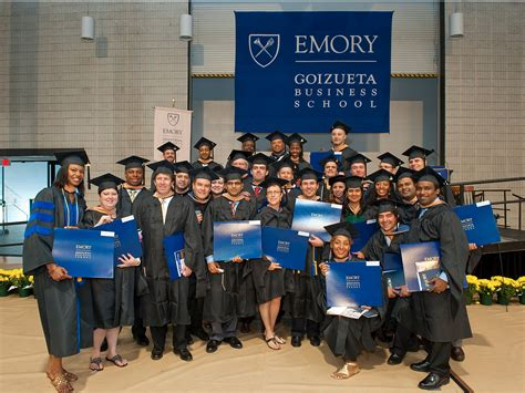 Emory Time Mba by Emory Goizueta Business School Business