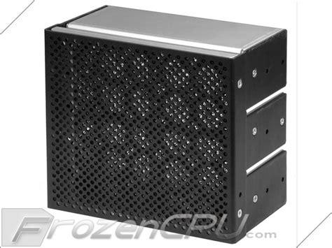 5 25 drive bay fan mount image view lian li 5 25 quot bay 120mm fan module
