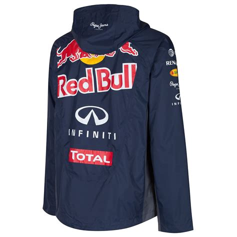 Jaket Hoodie Sweater Racing F1 Formula 1 2015 jacket coat infiniti bull racing teamline formula