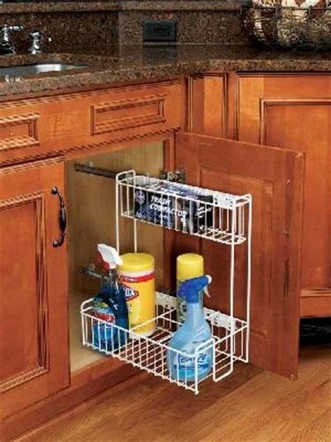 9 inch base cabinet pull out 9 3 4 inch pull out base organizer 548 10