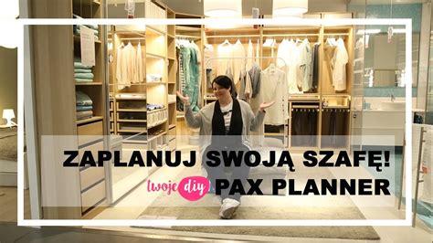 poznaj ikea pax planner youtube