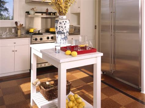 Ideas For Freestanding Kitchen Island Design Freestanding Kitchen Islands Hgtv