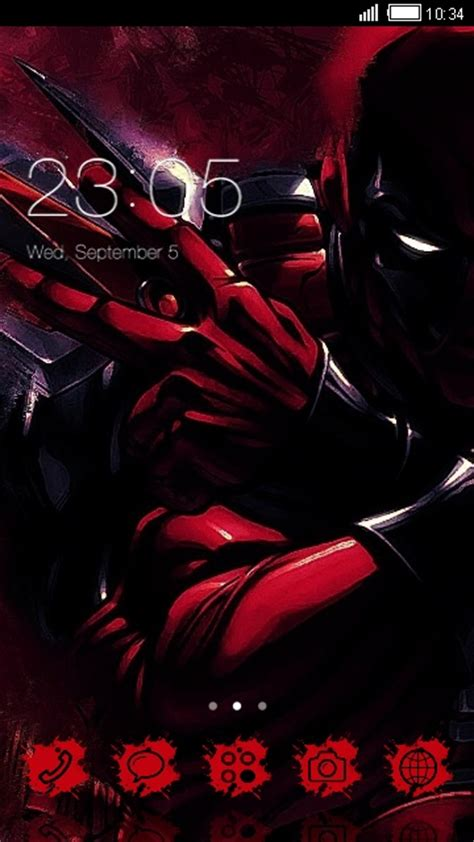 theme song deadpool download deadpool theme for your android phone clauncher