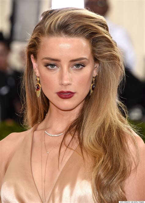 heard of amber heard is the most scientifically beautiful woman