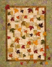 plum tree quilts falling leaves autumn leaf quilts