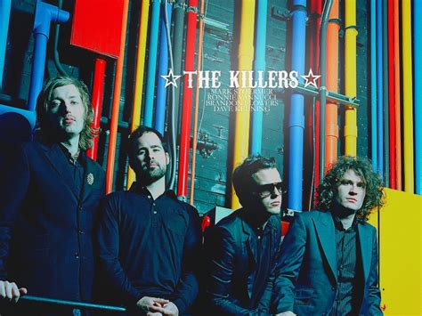 the killers fan the killers
