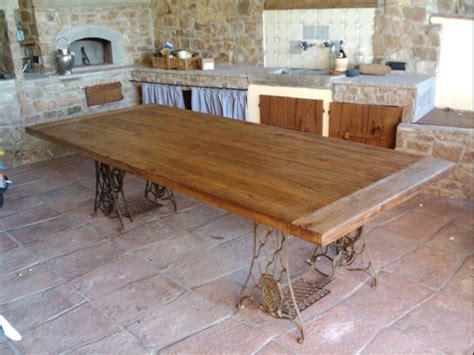 tavolo singer piani per tavoli in legno vecchio nj11 187 regardsdefemmes
