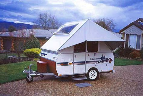 aliner awning a van sportliner self supporting awning