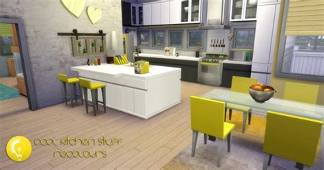 cool things for kitchen cool kitchen stuff recolors at jorgha haq 187 sims 4 updates