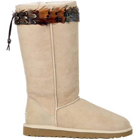 hugs boots boot hugs wide feather boot accessory s glenn