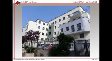 Cabinet Letondeur Rouen by Ravalement Des Fa 231 Ades R 233 Sidence Les Matines 224 Rouen