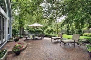 Outdoor Patio Bricks by 88 Outdoor Patio Design Ideas Brick Flagstone Covered