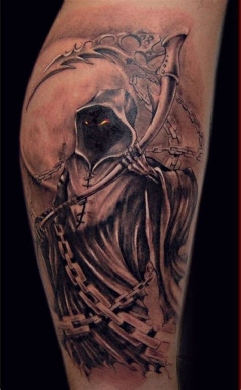 grim reaper tattoo designs grim reaper tattoo design