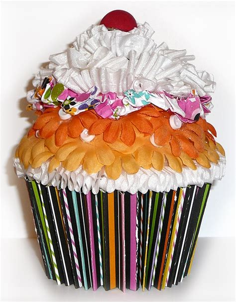 Cupcake Gift Card Holder - 17 best images about diy gift wrapping bags bows card holders and tags on pinterest