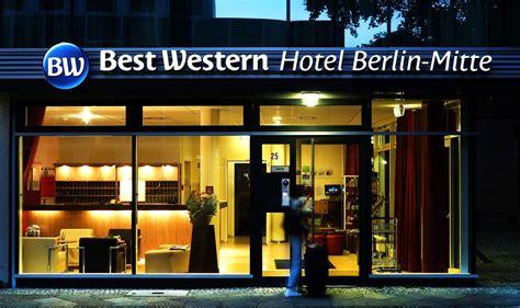 best western berlino best western hotel berlin mitte hotels hotels