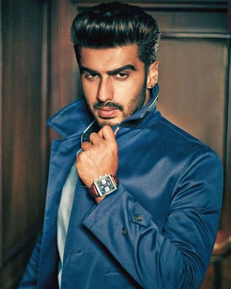 frontlook of arjun kapoor with his new hair cut 17 best images about the perfect hairstyle on pinterest