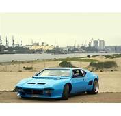 De Tomaso Pantera GT5 S 1985