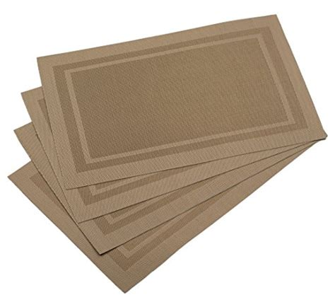 placemats for dining table coolest 21 table placemats 2018
