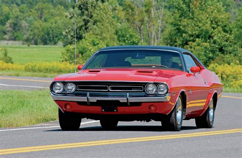 1971 Dodge Challenger   Monday's Child   Hot Rod Network