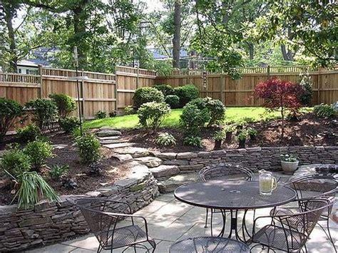 slope landscaping ideas for backyards 813 best landscaping a slope images on pinterest