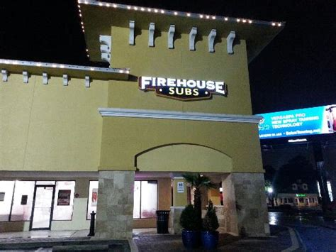 Firehouse Subs Corporate Office by Just Around The Corner From Their Corporate Offices Great