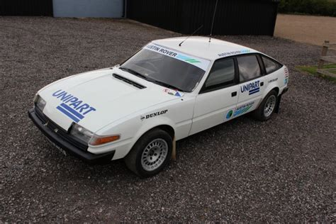 historical cars for sale rover sd1 historic race rally car race cars for sale