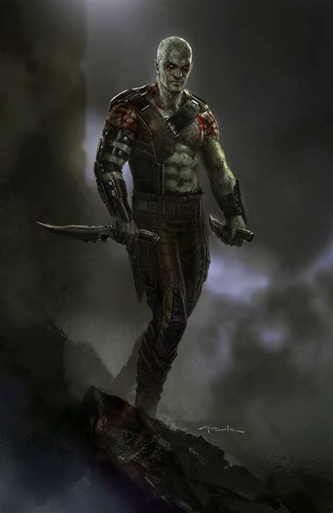 guardians galaxy concept art 17 best images about drax the destroyer on pinterest