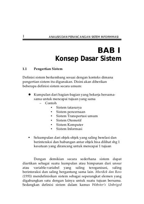 desain database sistem informasi akuntansi perancangan dan analisa sistem