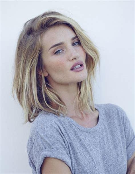 lob haircut 2015 google search rosie huntington whiteley opts for drastic new bob