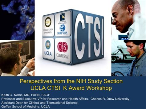 nih study section 04 norris ctsi k award 7 26 12