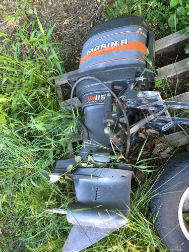 outboard boat without motor find mariner 115hp outboard motor without propeller