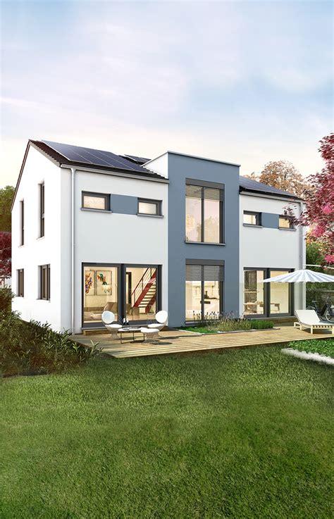 moderne häuser mit walmdach okal