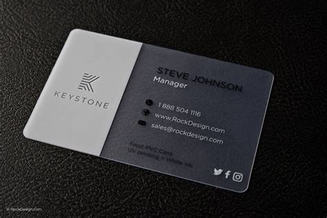 frosted business card template explore frosted business cards rockdesign