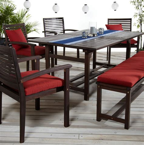 strathwood patio furniture strathwood blakely dining arm chair set of 2 patio furniture
