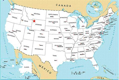 yellowstone usa map yellowstone s secret englishošaca