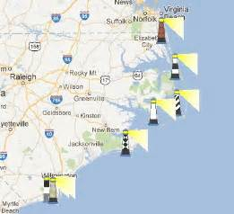 explore the lighthouses of carolina in ncpedia ghl