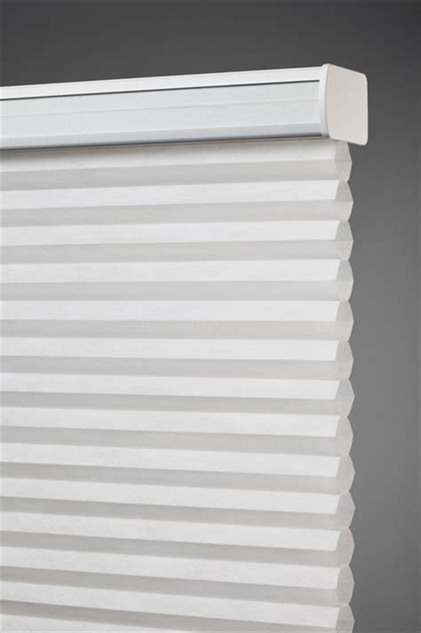 Pleated Shades For Windows Decor Cordless Symphony Shade Contemporary Pleated Blinds Burlington By Cellularwindowshades