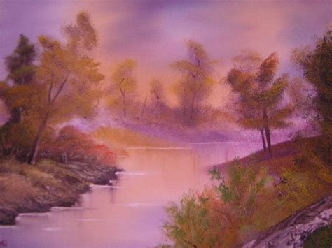 bob ross painting attempts bob ross style attempt 8 by jester469 on deviantart
