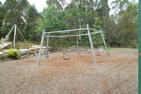 circle of swings blenheim park sydney