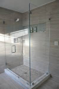 this stunning shower design showcases seta glazed
