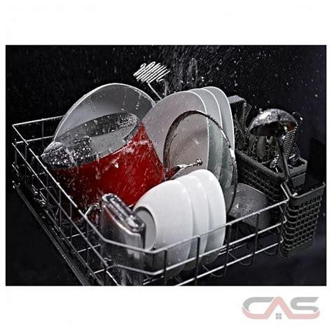kitchenaid kdte334dss built in dishwasher fully