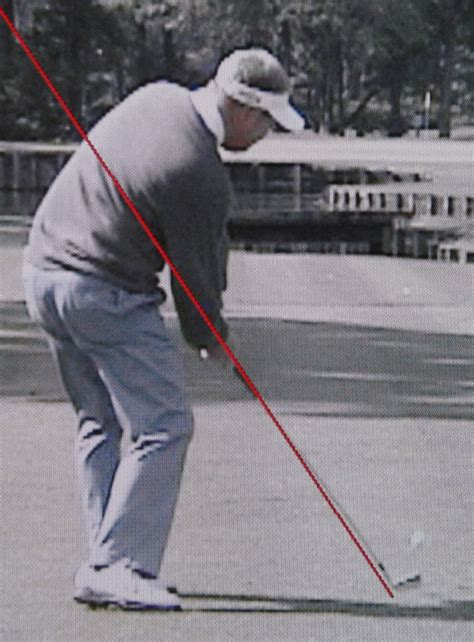 carl pettersson golf swing shaft angle at impact ii