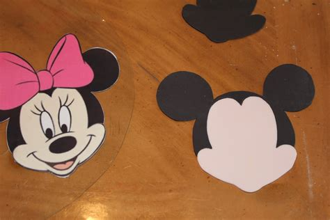 minnie mouse templates