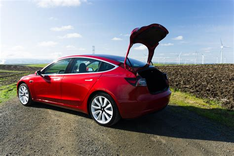 What Is The Range Of A Tesla Model 3