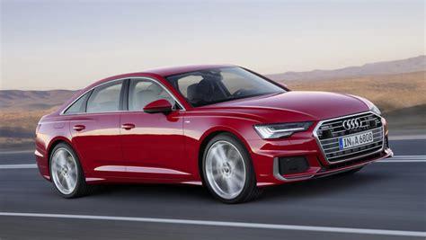 2019 Audi A6 News by Audi A6 2019 Shown Ahead Of Geneva Debut Car News