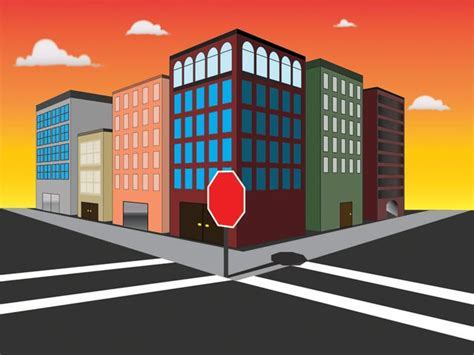 adobe illustrator pattern perspective creating a cityscape using the perspective grid and